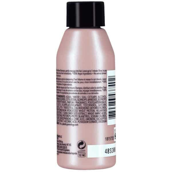 Pure Volume Conditioner 1.7 fl oz Pureology Back